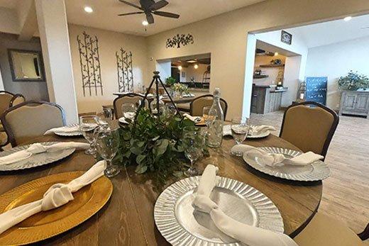 Banquet Room Phoenix AZ