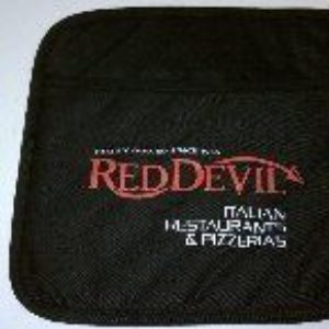 Red Devil Potholder